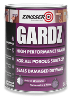 Zinsser GARDZ High Performance Sealer